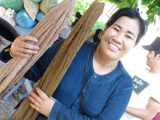 Frangipanier boutique en ligne commerce equitable artisane coton
