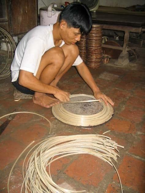 Frangipanier boutique en ligne commerce equitable artisan bambou vietnam