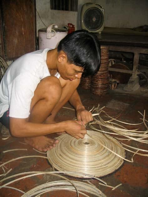 Frangipanier boutique en ligne commerce equitable artisan lamelles bambou vietnam