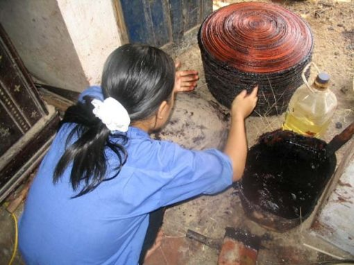 Frangipanier boutique en ligne commerce equitable artisane bambou vietnam