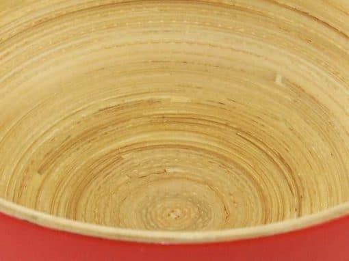 Bol en bambou artisanat des villages du Vietnam - commerce équitable - code 4016117-f4