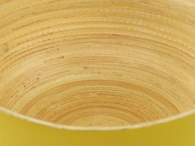Bol en bambou artisanat des villages du Vietnam - commerce équitable - code 4016119-f4