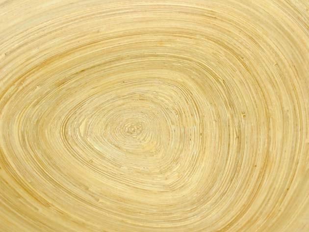 Plat en bambou artisanat des villages du Vietnam - commerce équitable - code 4016131-f4