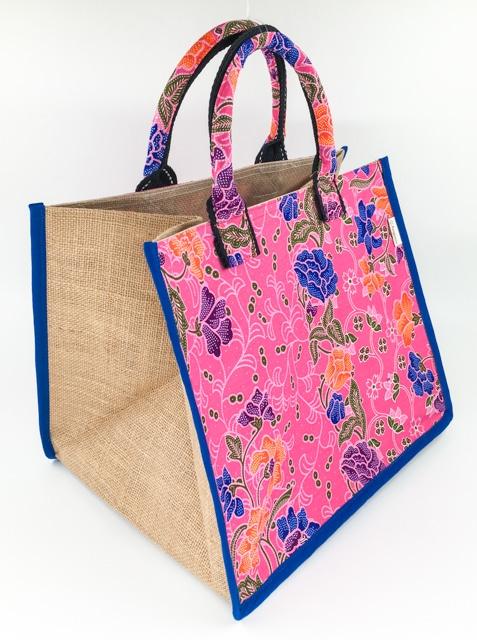 frangipanier-commerce-equitable-panier-jute-coton-batik-102132NR-f2