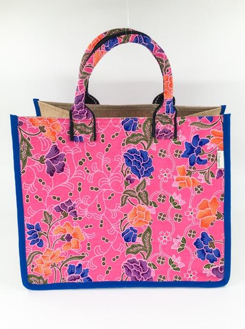 frangipanier-commerce-equitable-panier-jute-coton-batik-102132NR