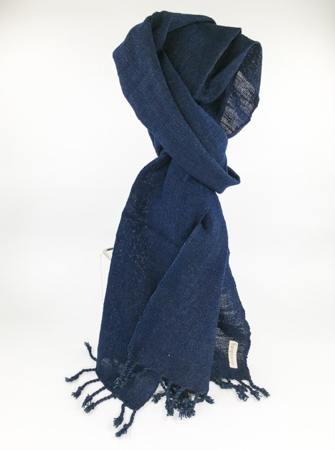 frangipanier-commerce-equitable-echarpe-foulard-coton-laos-201171C-011-f2