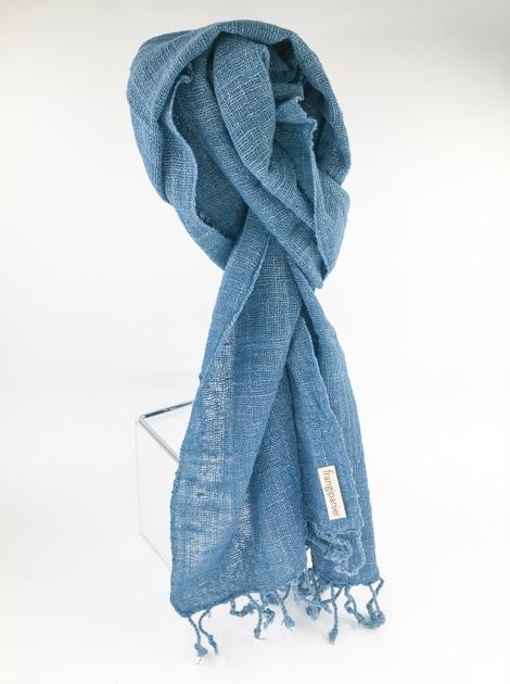 frangipanier-commerce-equitable-echarpe-foulard-coton-laos-201171C-013-f2