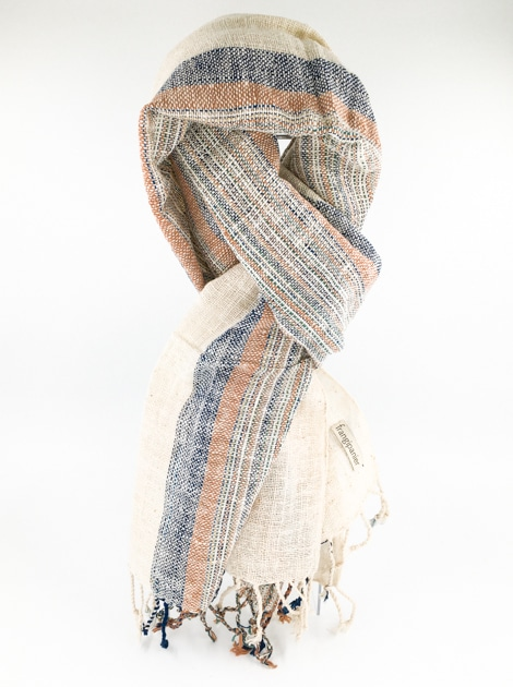 frangipanier-commerce-equitable-echarpe-foulard-coton-laos-201172C-012