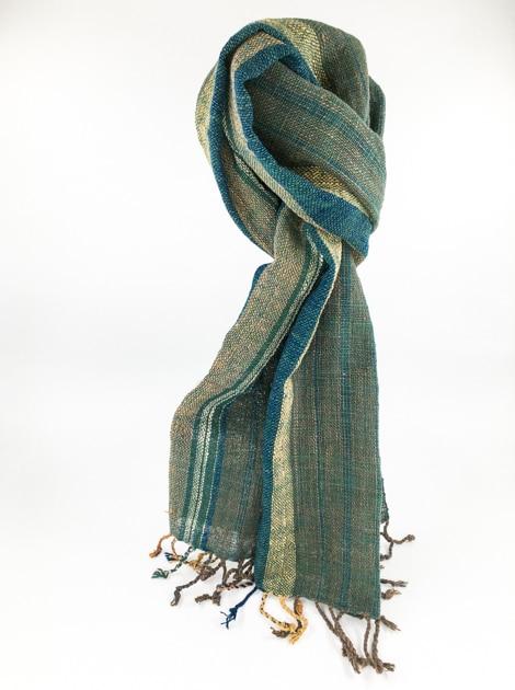 frangipanier-commerce-equitable-echarpe-foulard-coton-laos-201172C-014-f2