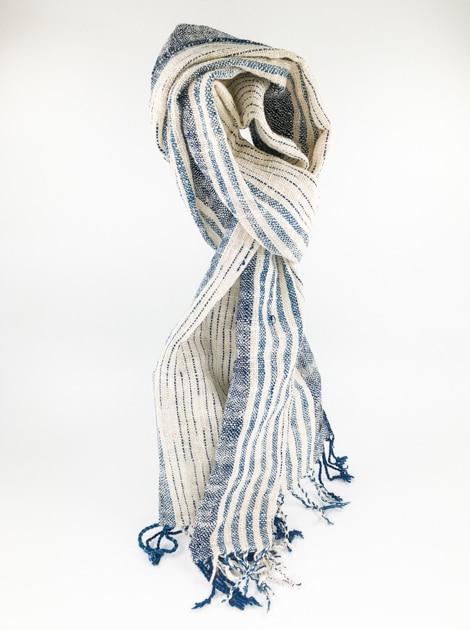 frangipanier-commerce-equitable-echarpe-foulard-coton-laos-201172C-015-f2