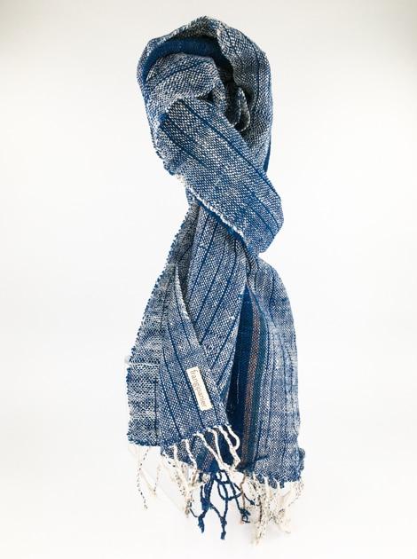 frangipanier-commerce-equitable-echarpe-foulard-coton-laos-201172C-016-f2