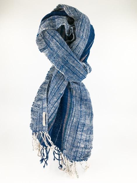 frangipanier-commerce-equitable-echarpe-foulard-coton-laos-201172C-016