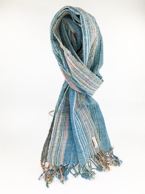 frangipanier-commerce-equitable-echarpe-foulard-coton-laos-201172C-017-f2