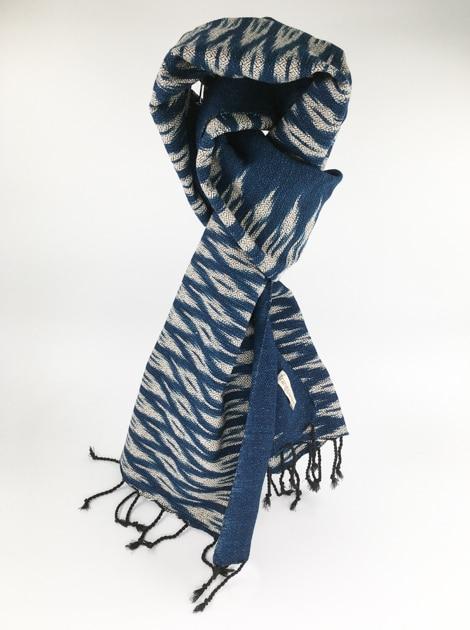 frangipanier-commerce-equitable-echarpe-foulard-coton-laos-201175C-012