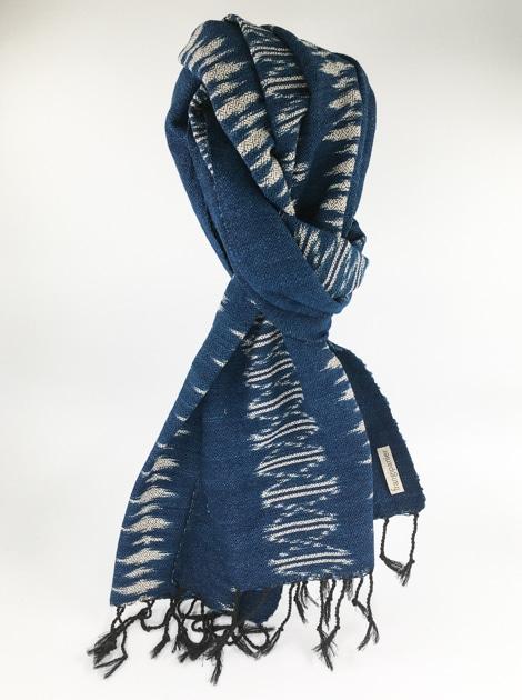 frangipanier-commerce-equitable-echarpe-foulard-coton-laos-201175C-013-f4
